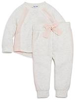 Splendid Girls' Sweatshirt & Sweatpants Set - Baby