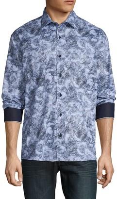Bertigo Long-Sleeve Poplin Shirt