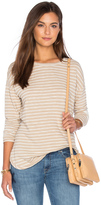 Heather Round Hem Top