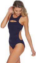 Nautica Ocean Isle High Neck One Piece