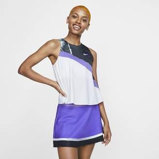 Nike Women's 2-in-1 Tennis Tank NikeCourt