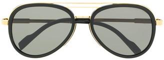 Cutler & Gross Aviator Sunglasses