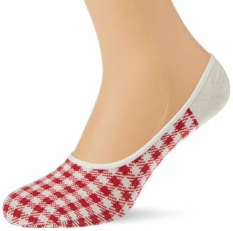Springfield Women's 5.t.Pinky.cuadros-c/65 Ankle Socks