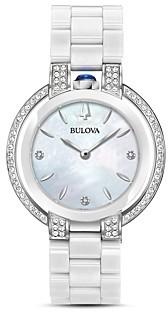 Bulova Rubaiyat Diamond Watch, 35mm
