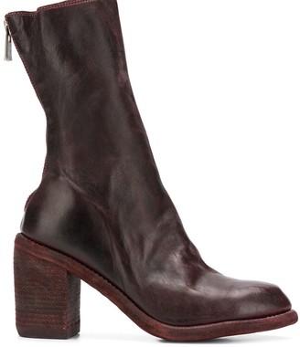 Guidi Mid-Calf Boots