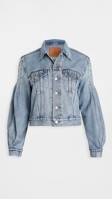 Levi's Full Sleeve Trucker Jacket