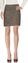 Gigue Knee length skirts - Item 35337599