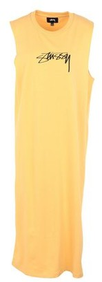 Stussy Knee-length dress