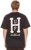 HUF Classic H Worldwide Tee