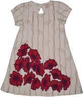Adooka Organics Poppies T-shirt Dress