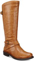 Bare Traps Corrie Wide-Calf Riding Boots