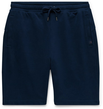 Derek Rose Devon 2 Loopback Cotton-Jersey Drawstring Shorts