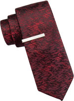 Jf J.Ferrar JF Atlantic Avenue Abstract Tie and Tie Bar Set