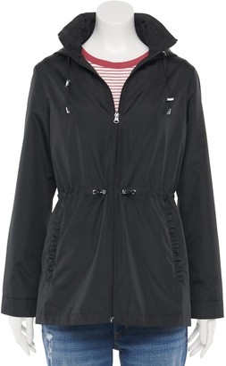 Details Women's Hood Packable Parka Jacket