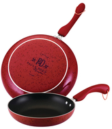 Paula Deen Signature Porcelain Non-Stick Skillets (Set of 2)