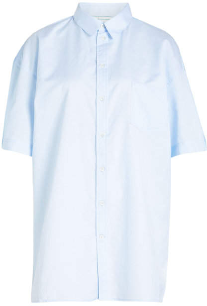 Y/Project Double Layered Cotton Shirt