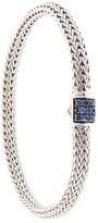 John Hardy Classic Chain sapphire extra-small bracelet