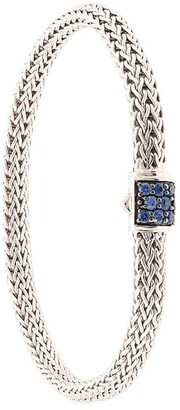 John Hardy Classic Chain sapphire extra-small bracelet