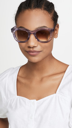 Thierry Lasry Gambly 6702 Sunglasses