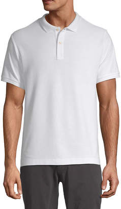 Izod Young Men's Short Sleeve Polo Shirt