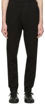 Burberry Black Fulwell Lounge Pants