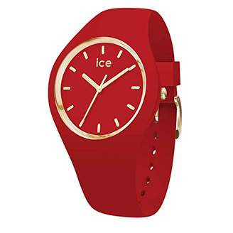 Ice Watch Ice-Watch - ICE glam colour Red - Women's wristwatch with silicon strap - 016263 (Small)
