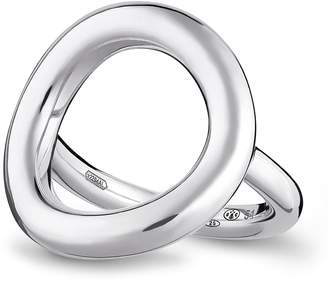 Christofle Idole Sterling Silver Ring