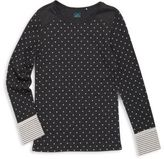 C&C California Girl's Roundneck Thermal Top