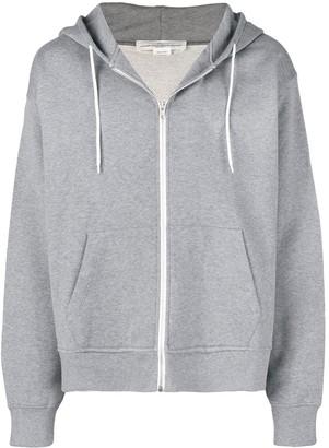 Golden Goose contrast logo hoodie