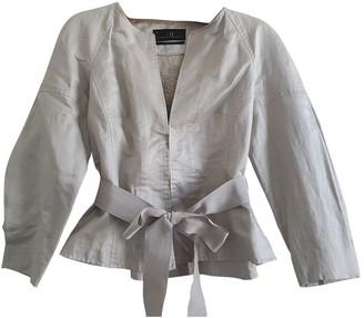 Carolina Herrera Grey Jacket for Women