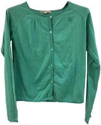 Bonpoint Green Cotton Knitwear for Women