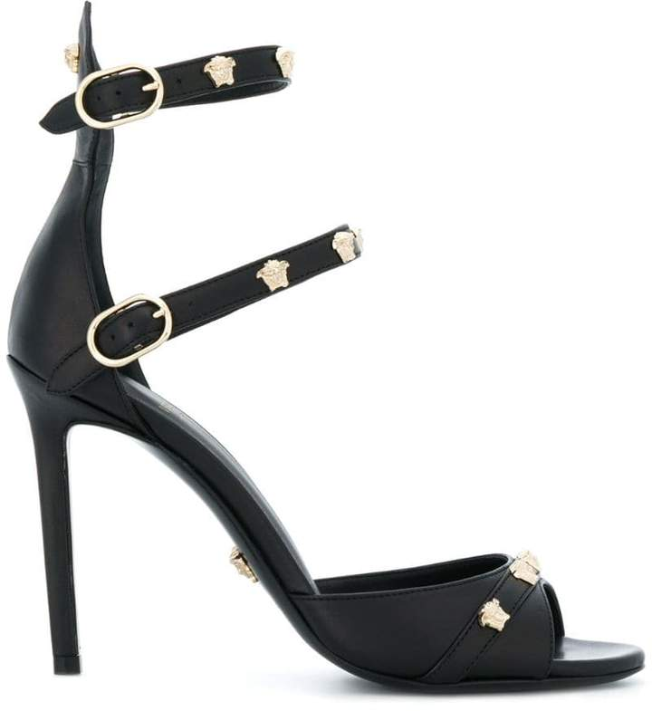 72ba61ec70 Versace Heeled Women's Sandals - ShopStyle