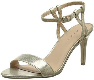 New Look Simble 2, Women's Ankle-Strap Heels,(39 EU)