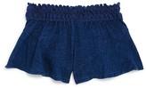 Splendid Girls' Lace Trim Shorts - Sizes 7-14