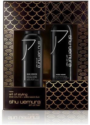 Shu Uemura Art of Hair Art Of Volume Luxury Styling Gift Set
