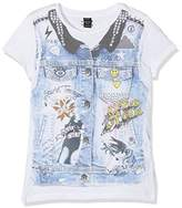 Replay Girl's Sg7400.058.20994 T-Shirt,(Manufacturer Size: 12A)
