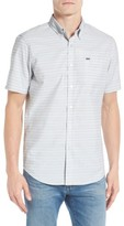 Hurley Men's Sound Dri-Fit Print Woven Shirt