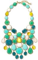 Banana Republic Mosaic Bib Necklace
