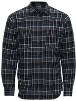 Jack and Jones Clark Cotton Plaid Shirt
