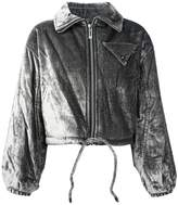 Opening Ceremony quilted bomber jacket