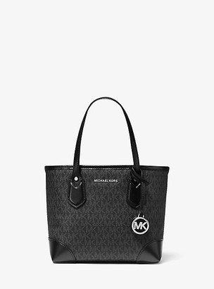 Michael Kors Eva Extra-Small Logo Tote Bag