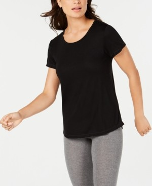 Ideology Mesh-Back T-Shirt, Created for Macy's