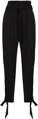 Reformation Avalon paperbag trousers
