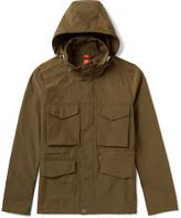 Paul Smith Cotton-Blend Hooded Field Jacket