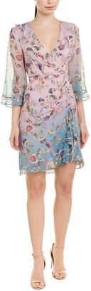 Nanette Lepore Silk Sheath Dress