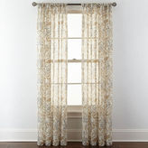 Royal Velvet Villa Rod-Pocket Curtain Panel