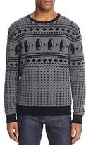 Michael Bastian Penguin Fairisle Crewneck Sweater
