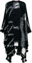 Missoni bouclé shawl