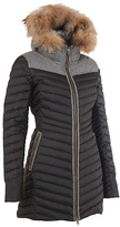 Neve Black Lauren Puffer Jacket