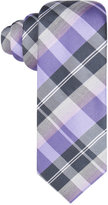 Alfani Men's Hudson Plaid Tie, Only at Macy's
